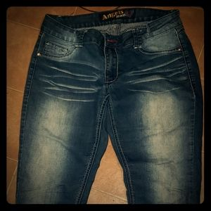 Angel's jeans